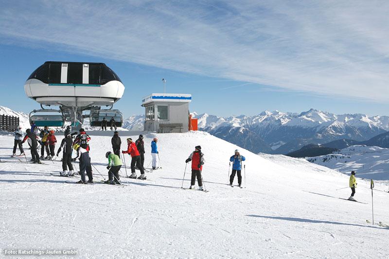 Bergstation Ratschings-Jaufen