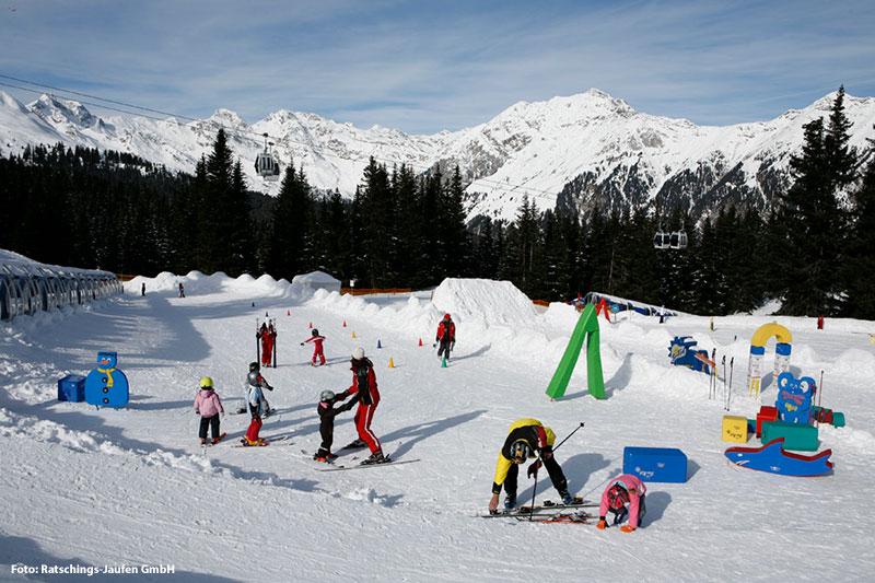 Ski-Kindergarten