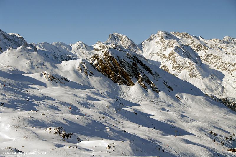 Skigebiet Ratschings-Jaufen