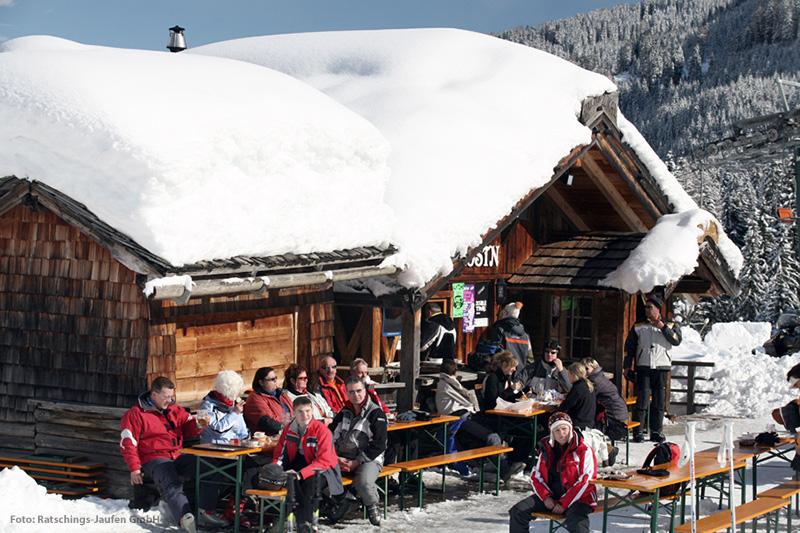 Kalcheralm Hütte