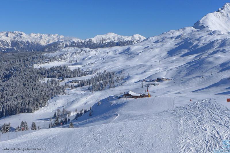 Skifahren im Skigebiet Ratschings-Jaufen