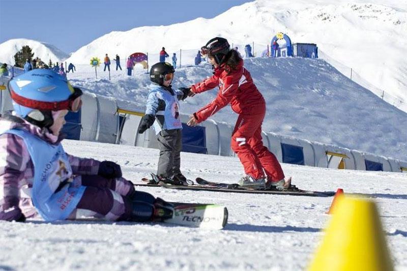 Skischule Reschen