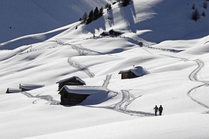 Skitouren zwischen Sesvenna und Ötztaler Alpen