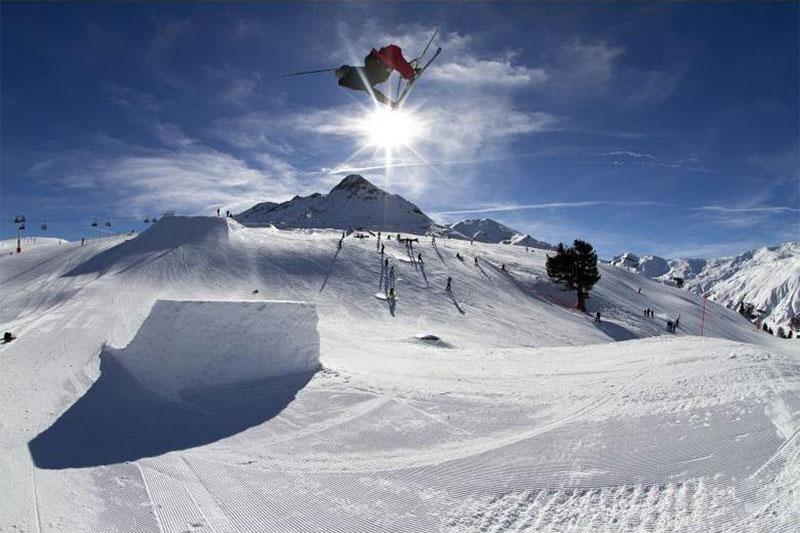 Snowpark Schöneben