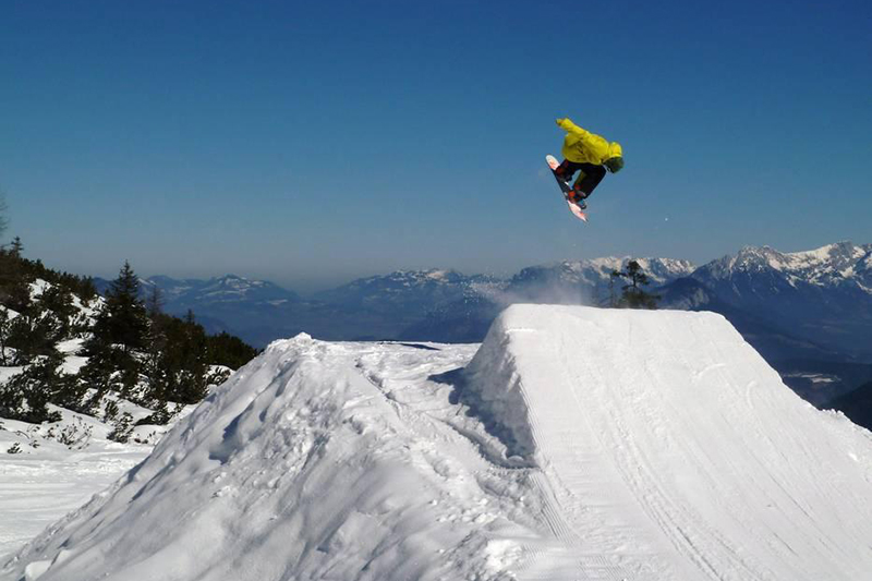 Snowpark Ski Juwel Alpbachtal - Wildschönau