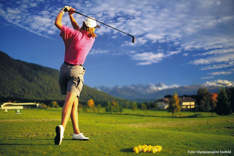 Golfacademy Seefeld Reith in Tirol