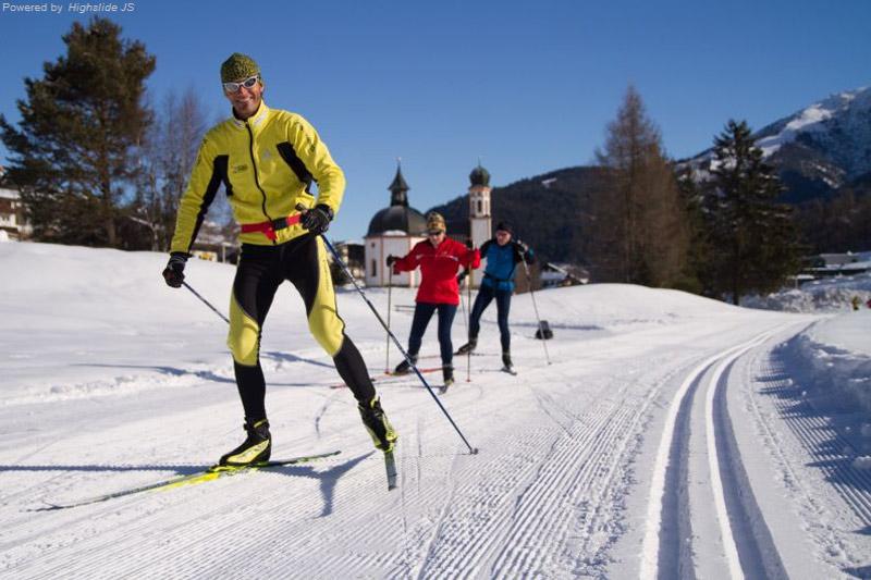 Langlauf Urlaub in der Olympiaregion Seefeld/ Tirol
