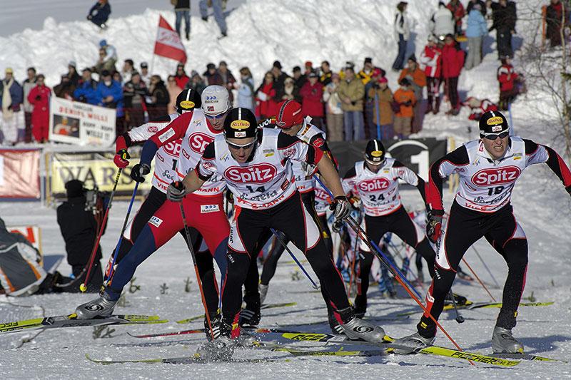 Langlauf Weltcup Seefeld