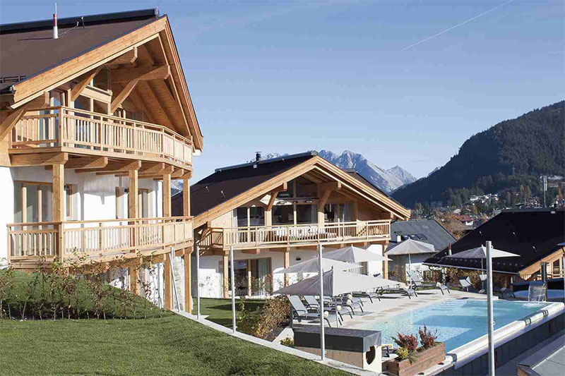 Exklusive Chalets in absoluter Toplage in Seefeld