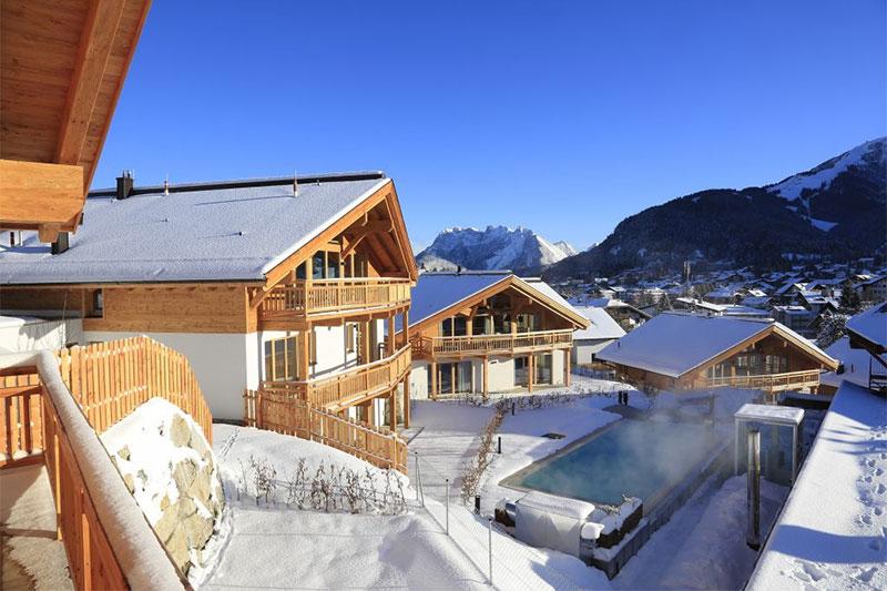 Winterurlaub im Mountain-Chalet in Seefeld