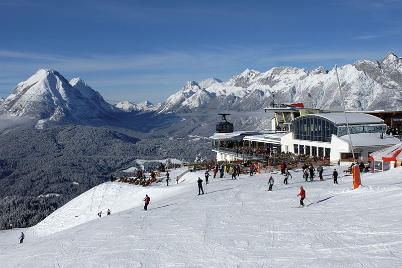 Skigebiet Rosshütte