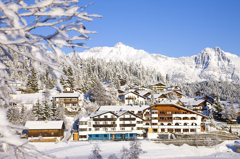 Winterurlaub im 4-Sterne Hotel St. Peter in Seefeld/ Tirol