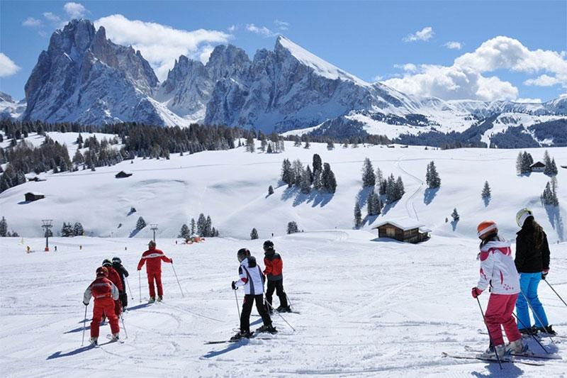 Skikurse für Anfänger
