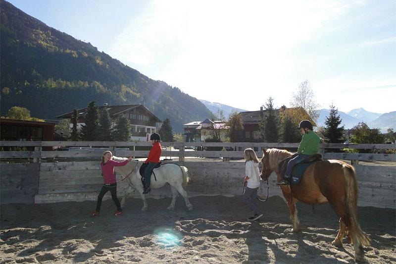 Reitstunden für Kinder beim Edhof