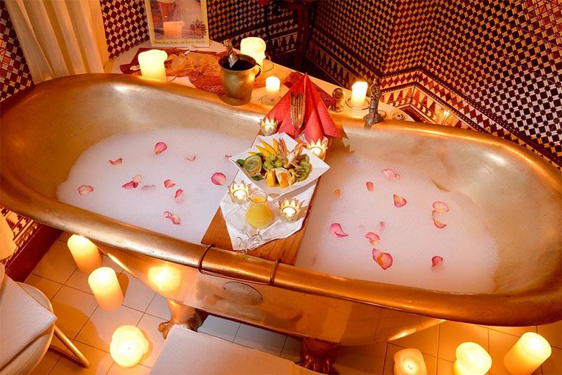 Romantischer Wellnessurlaub im Zillertal