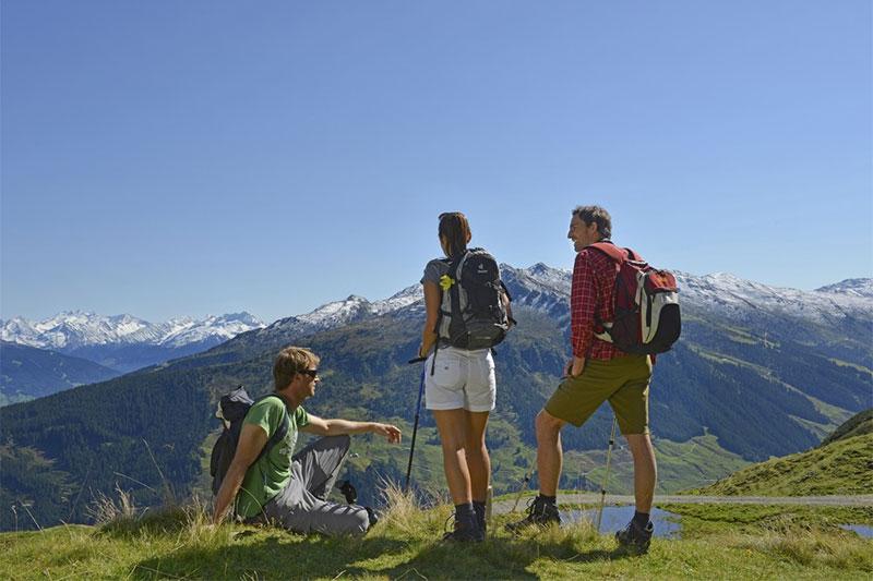 Urlaub beim Wanderspezialisten im Zillertal