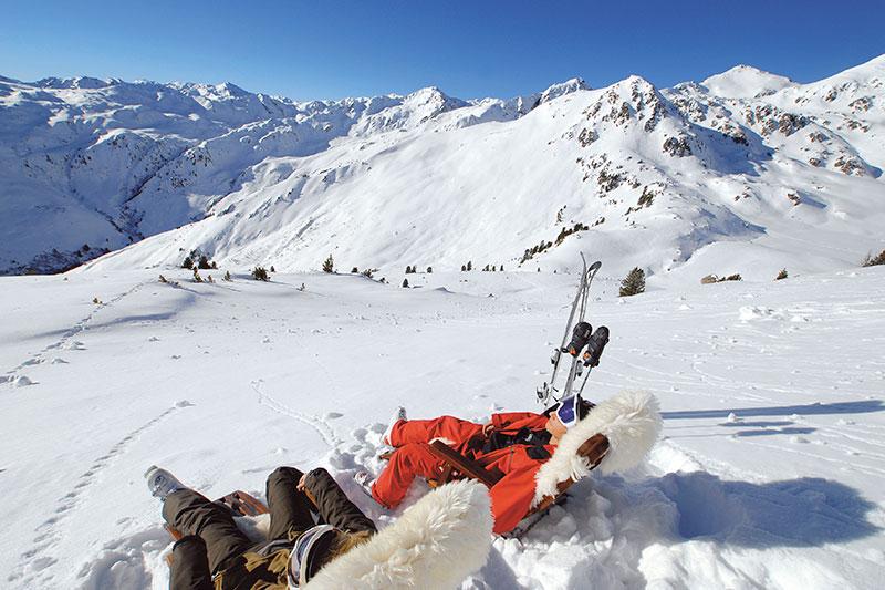 500 Pisten-km im Zillertal
