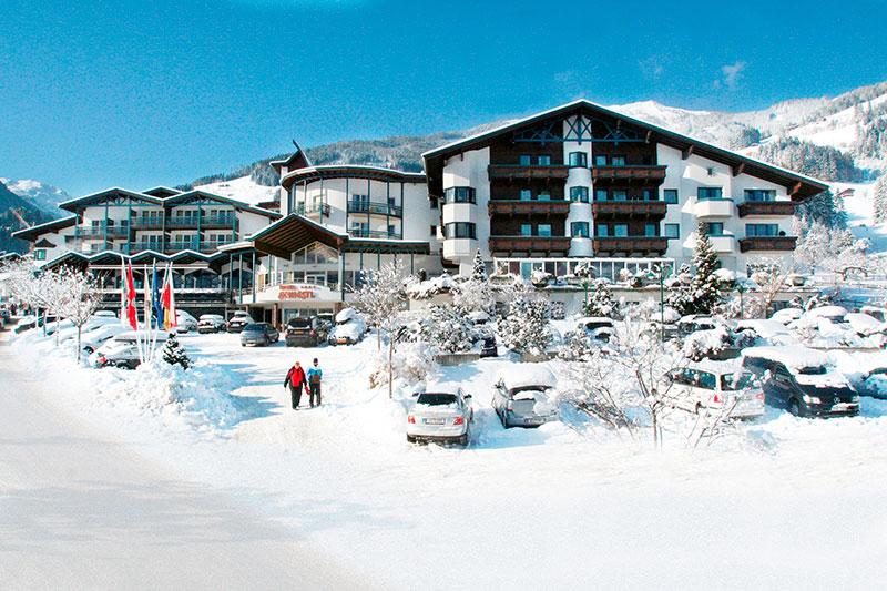 Winterurlaub im Wohlfühlhotel Schiestl/ Zillertal