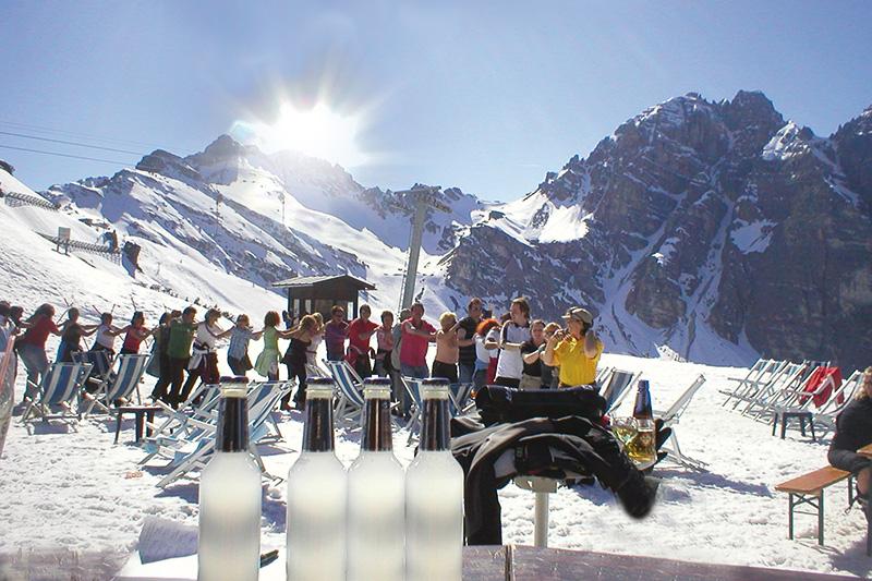 Verpasse keine Events und Veranstaltungen im Stubaital - Schlick 2000