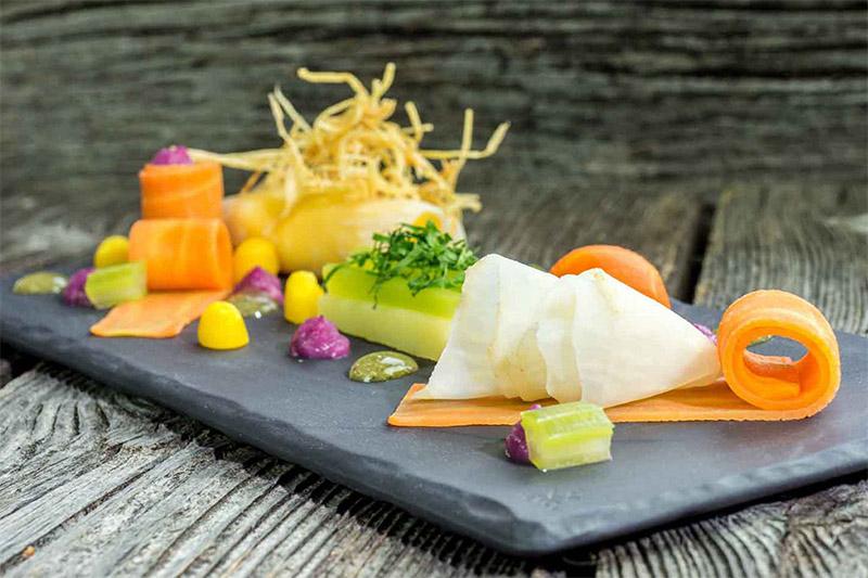Kulinarik im Hotel Arlbergerhof Vital