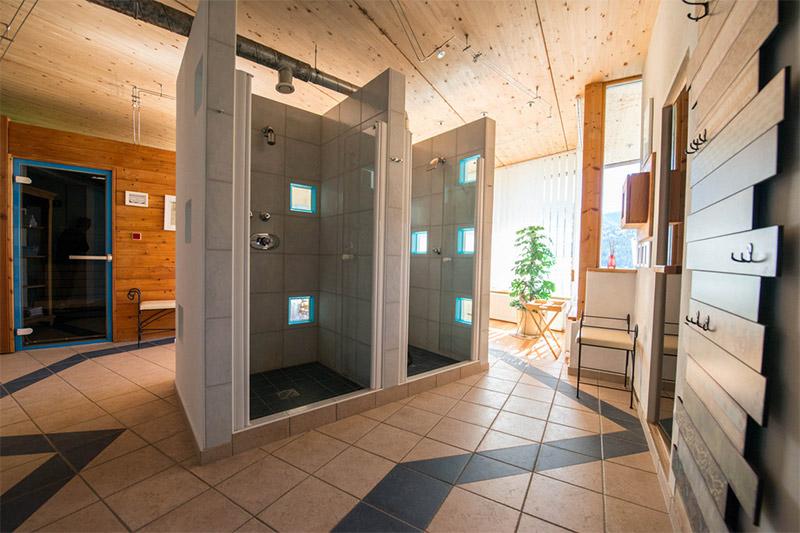 Arlbergerhof-Saunabereich