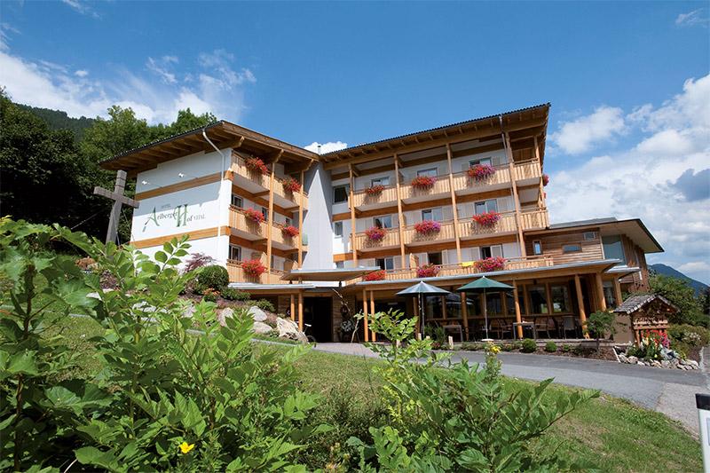 Sommerurlaub im Hotel Arlbergerhof Vital in Kärnten