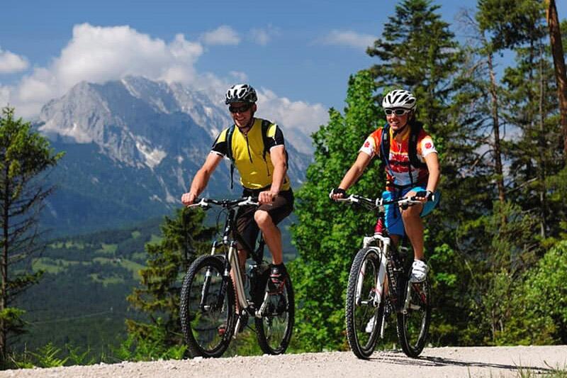 Bichlerhof Mountainbiken