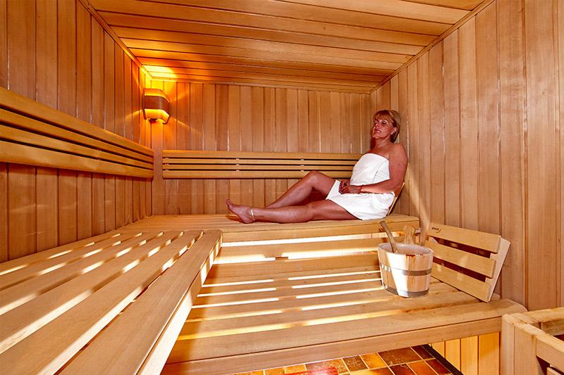 Bichlerhof Sauna