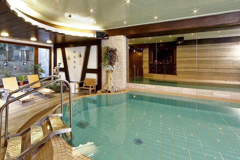 Bichlerhof Schwimmbecken