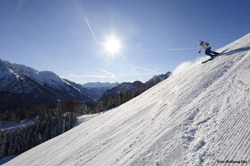 Bichlerhof Skifahren