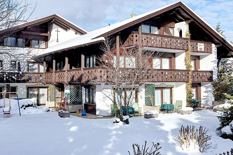 Bichlerhof Winterurlaub