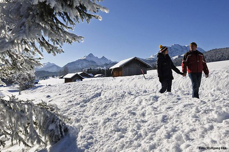 Bichlerhof Winterwandern