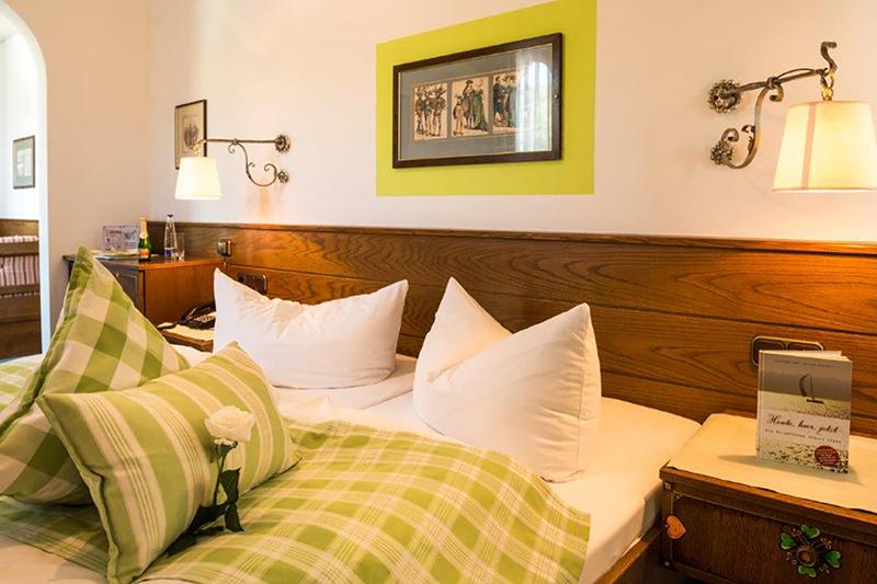 Gemütliches Doppelzimmer im Bichlerhof