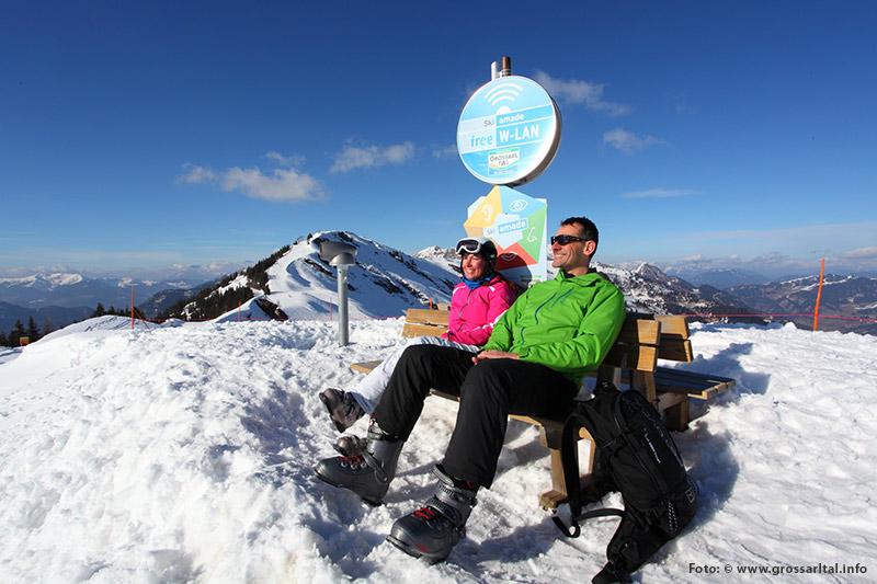 Glocknerplatzl Großarltal - Ski amadé