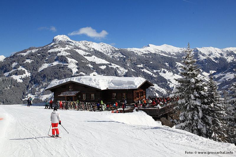 Hochbrandhütte Großarltal