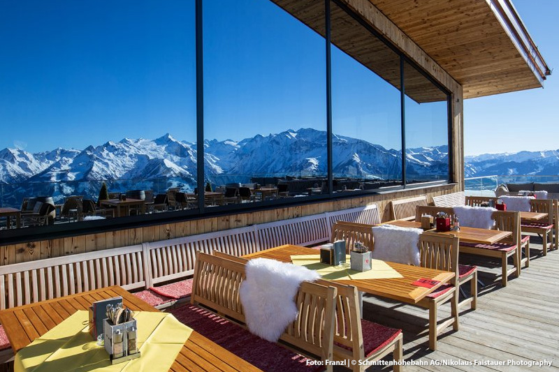 23 Hütten, Restaurants und Après-Ski-Bars