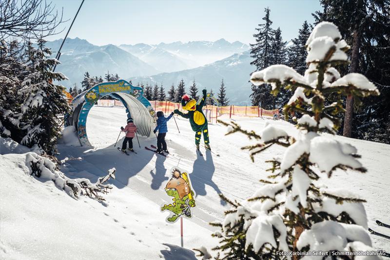 Drachenpark und Kinder-Skiland