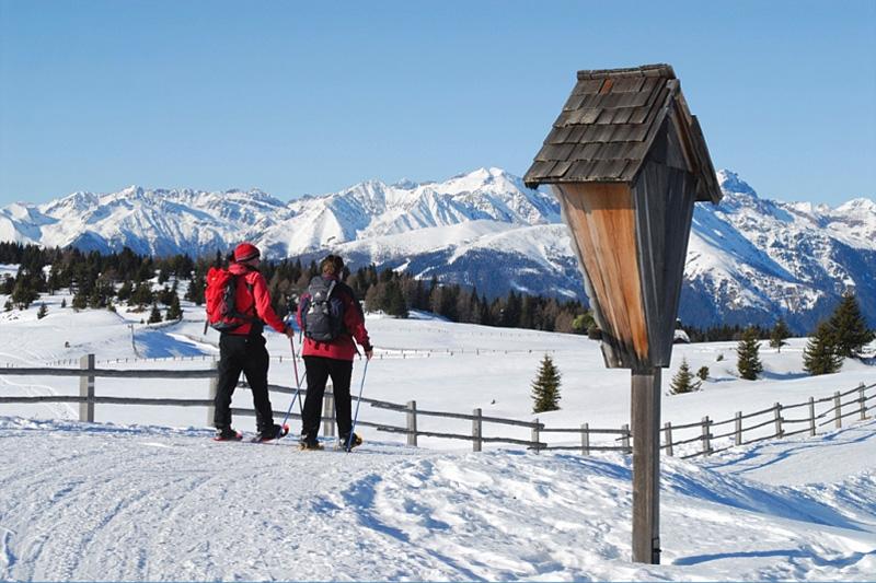 Winterwandern in Natz-Schabs