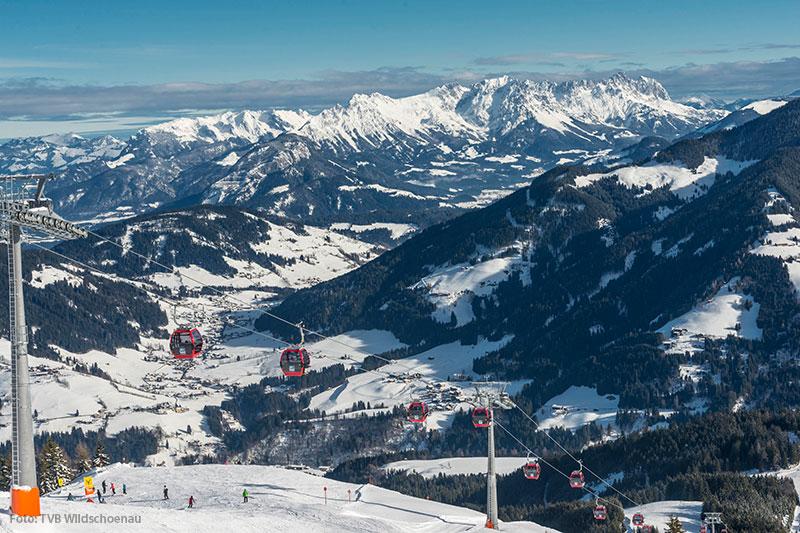 Hotel Tirolerhof: Szlloda Wildschnau-Oberau - BERGFEX