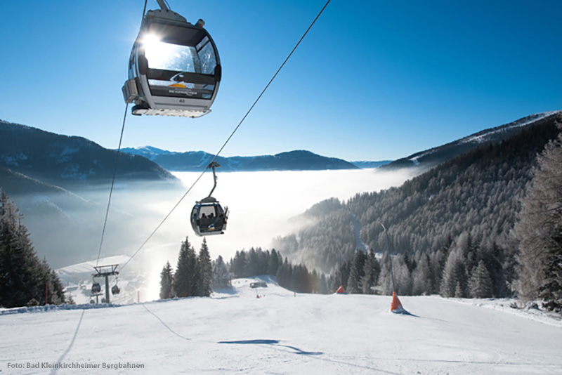 Skigebiet Bad Kleinkirchheim