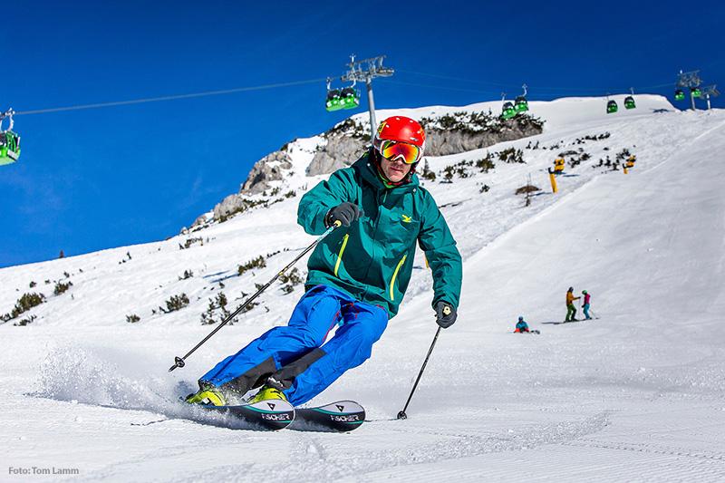 Skifahren in der Steiermark