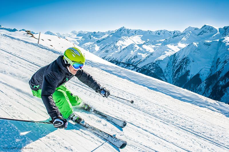 Skifahren in der Skiregion Wildkogel-Arena