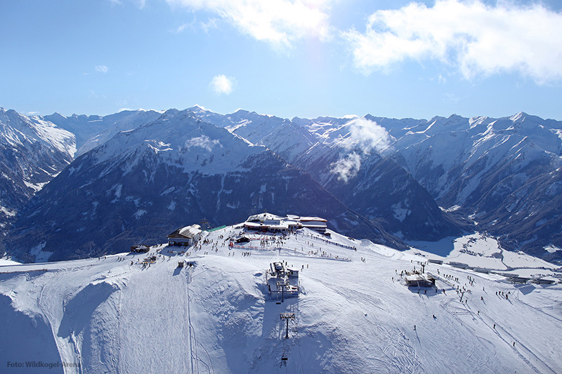Skiregion Wildkogel-Arena