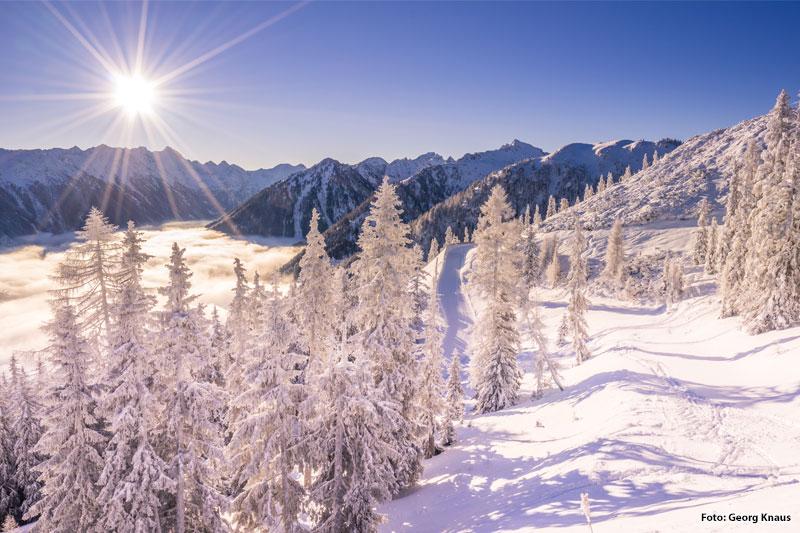 Schneesichere Pisten