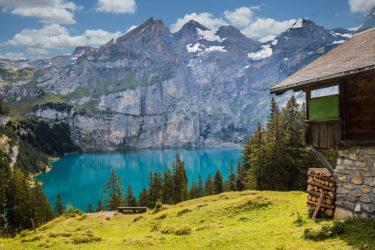 Kurzurlaub in einem Alpenhotel