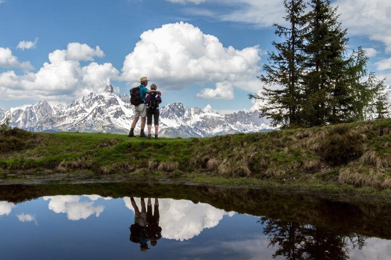 Der Alpenhof ist als zertifizierter Wanderbetrieb