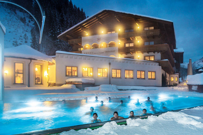 Winterurlaub in Walchhofers Alpenhof in Filzmoos