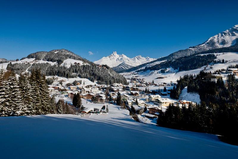 Wintermärchen Filzmoos