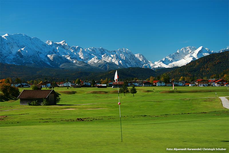 Golfplatz Wallgau