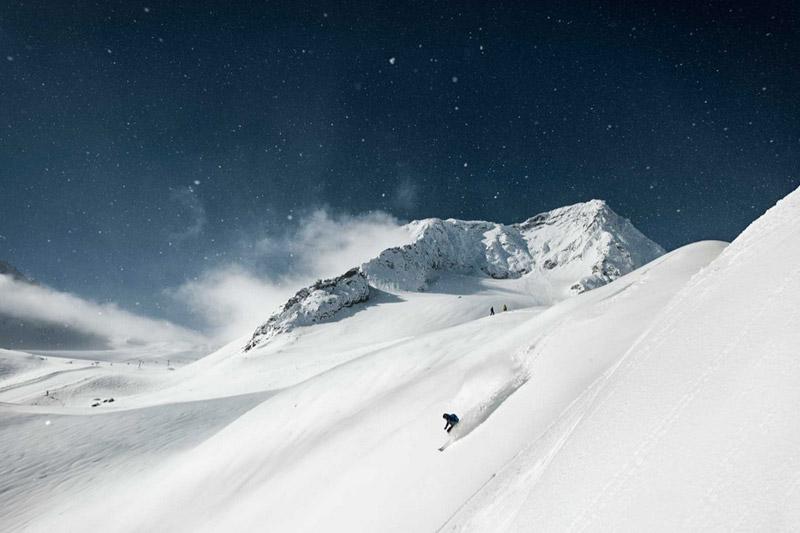 Freeriden in Tirol